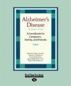 Alzheimer's Disease- A Handbook