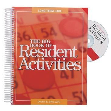 The Big Book of Residents Activities