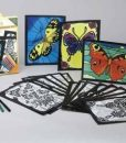 Butterflies Stained Glass Kit 1